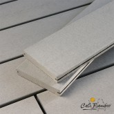 """1"""" x 6"""" Composite Bamboo Decking - Slate"""